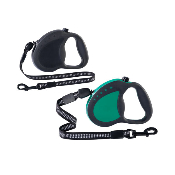 retractable reflective dog leads