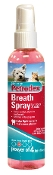 natural bad dog breath spray