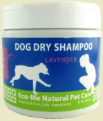 Waterless Dry Dog Shampoo