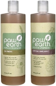 Paw Earth Natural Dog Shampoos