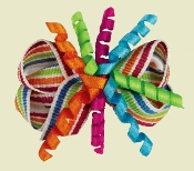 Colorful Dog Barrette