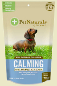 calming dog chews